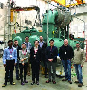 Professor Haran's group at Johnson Controls