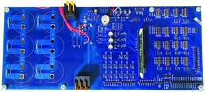 IGBT measurement board for monitoring health of IGBT inverter