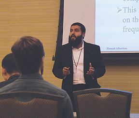 Paper presented by Harad Alharkan Missouri S & T